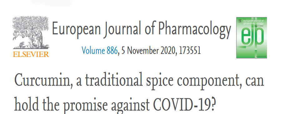 Curcumin in Turmeric can prevent, or lower the gravity of, cytokine storms, the leading cause of death from Covid-19. Quote: Curcumin has been found to attenuate virus-induced lung tissue injury by inhibiting the production of inflammatory cytokines... therefore, it might play a similar role in protecting against lung injury associated with COVID-19. Collectively, curcumin can modulate the events of SARS-CoV-2 cellular entry, their replication, and molecular cascade manifesting pathophysiological consequences of COVID-19. ...previous experimental evidences indicating its efficacy in respiratory ailments (including influenza and other coronavirus infections), inflammatory disorders, and coagulopathy, promotes its candidature as a drug in the treatment of COVID-19.